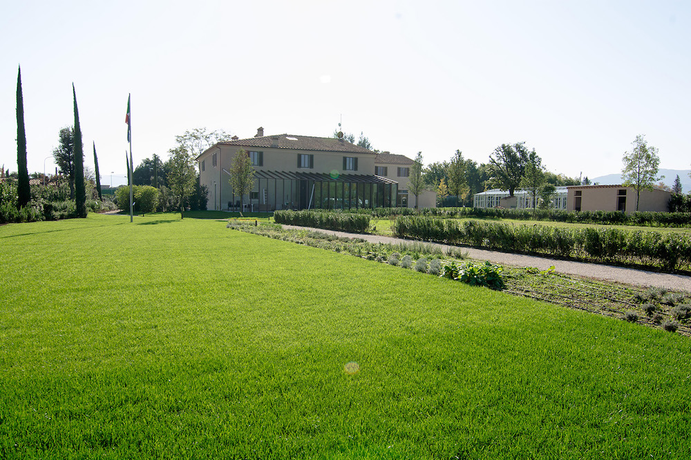 nursery campus in toscana